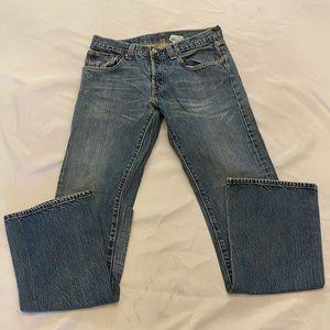 LEVI'S Skinner Boot Cut Jean, Rare Tag, Size 30x32